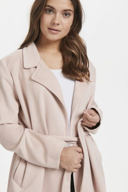 Chilla Trench Coat, b.young