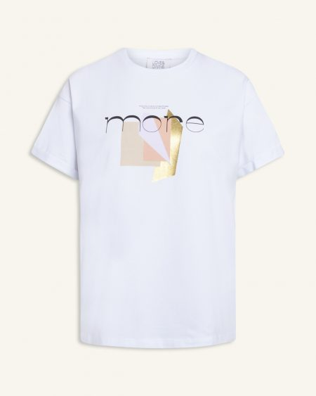 More T-shirt, Love & Divine