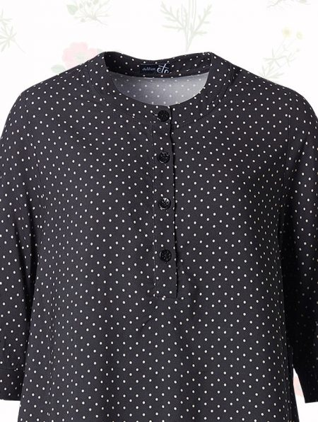 Carnation Dots Bluse, ETC du Milde