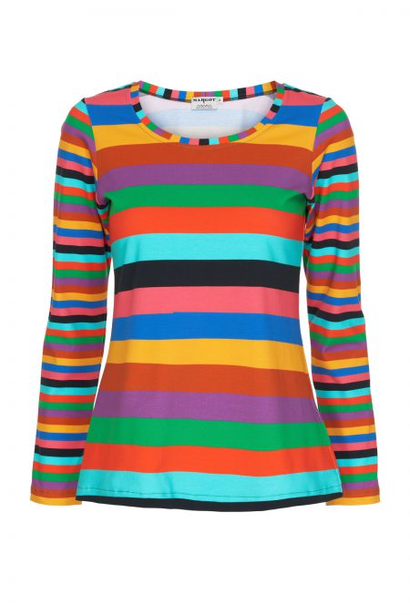 Miss CosyColours Bluse, Margot