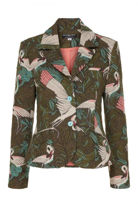 Flock Me In Blazer, Margot