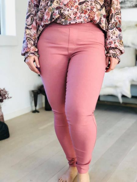 Leggins Plus Rose