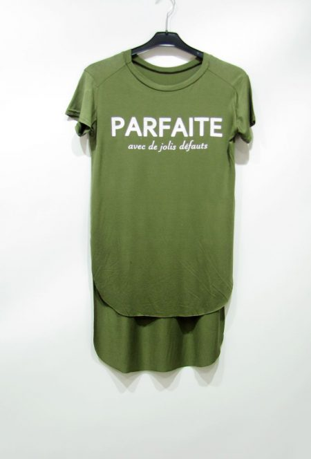 Parfaite Lang T-shirt, My Deluxe
