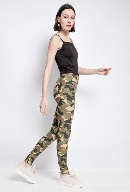 Army Soft Leggins, My Deluxe